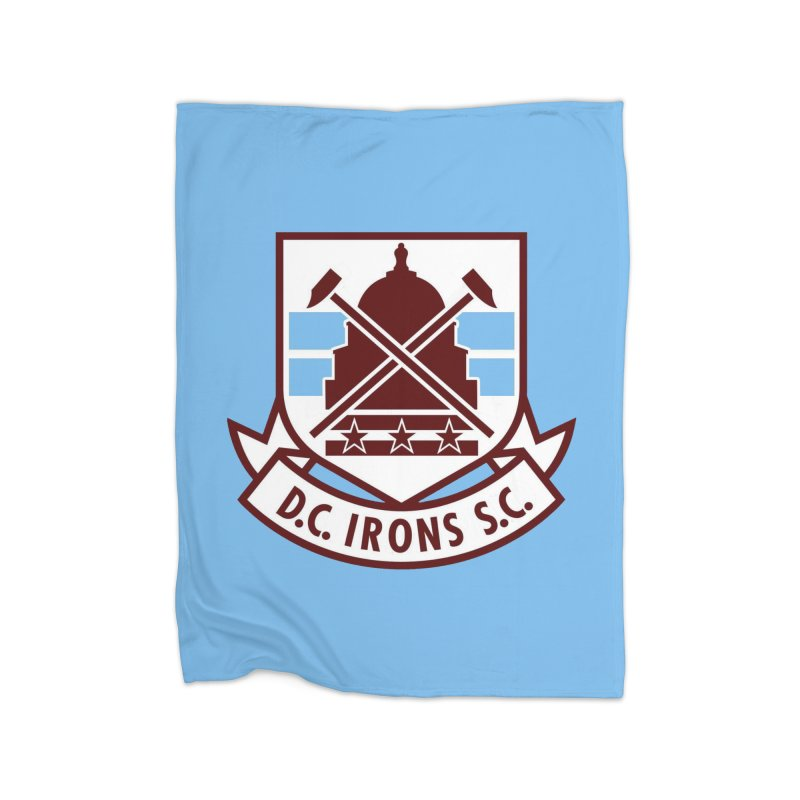 D.C. Irons Home Blanket by American Hammers Official Team Store