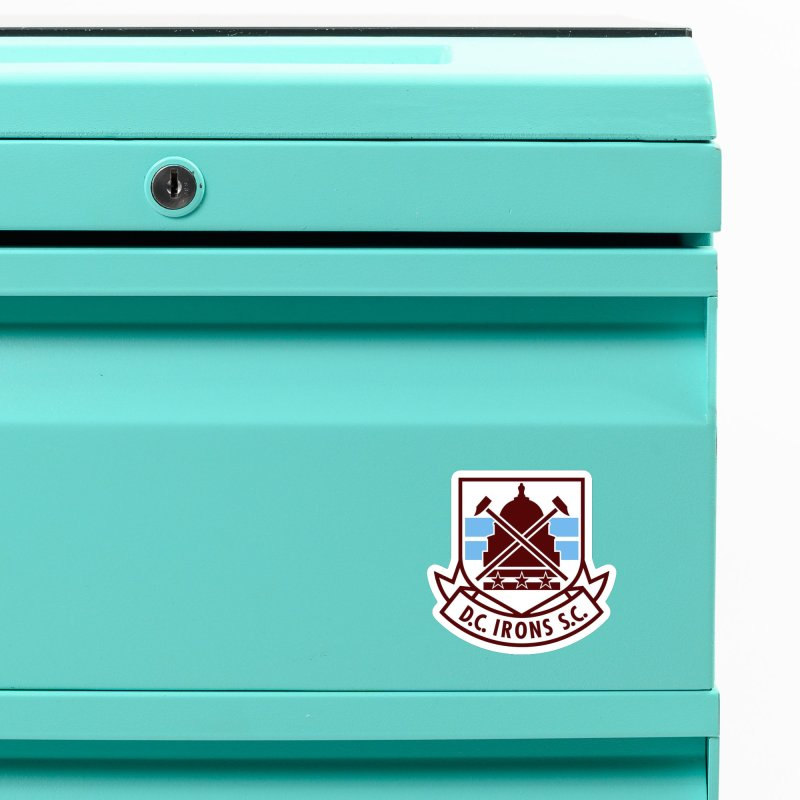 D.C. Irons Accessories Magnet by American Hammers Official Team Store