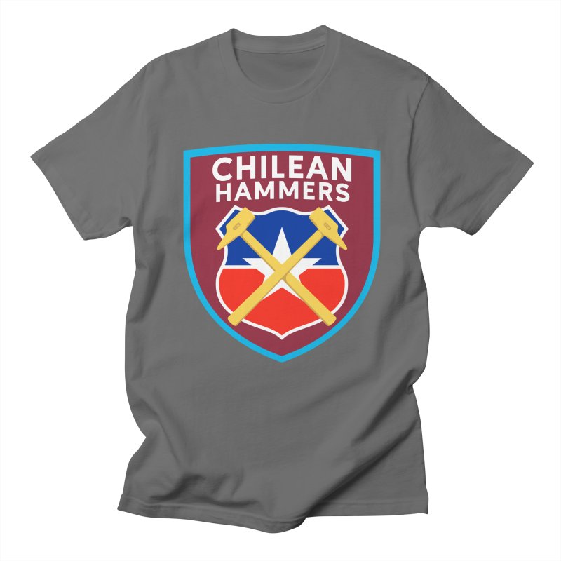 Chilean Hammers Men's T-Shirt by American Hammers Official Team Store