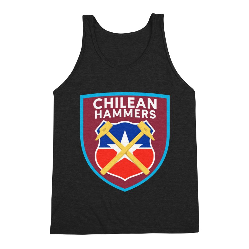 Chilean Hammers Men's Tank by American Hammers Official Team Store
