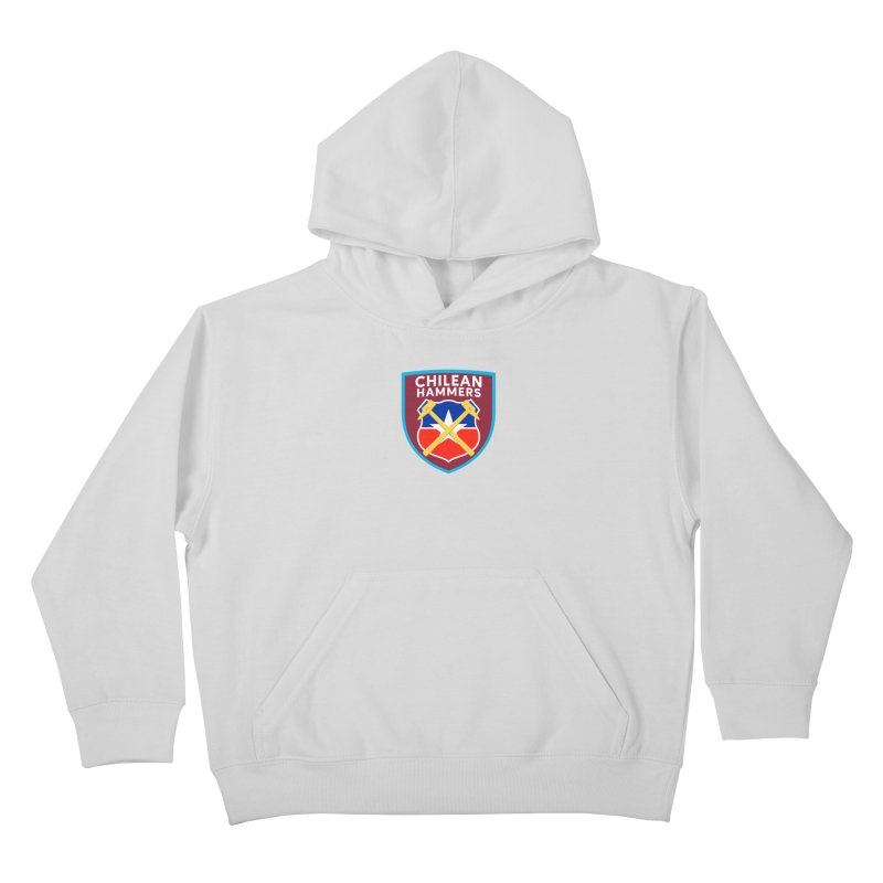 Chilean Hammers Kids Pullover Hoody by American Hammers Official Team Store