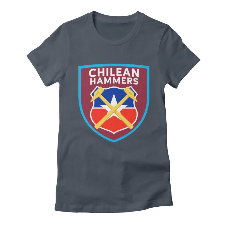 Chilean Hammers Women's T-Shirt by American Hammers Official Team Store