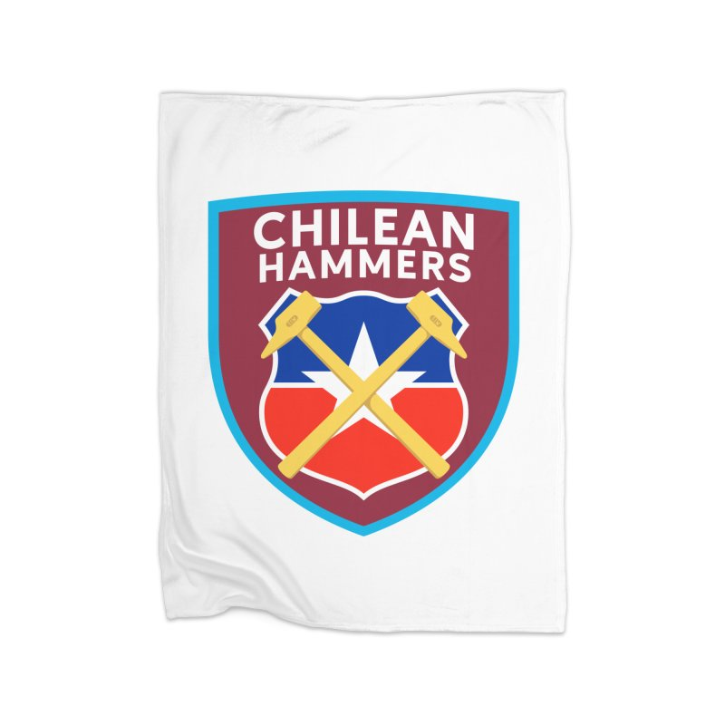 Chilean Hammers Home Blanket by American Hammers Official Team Store