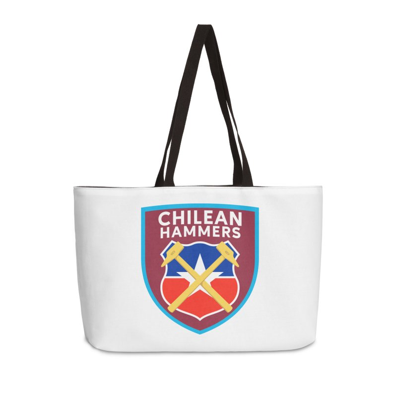 Chilean Hammers Accessories Bag by American Hammers Official Team Store