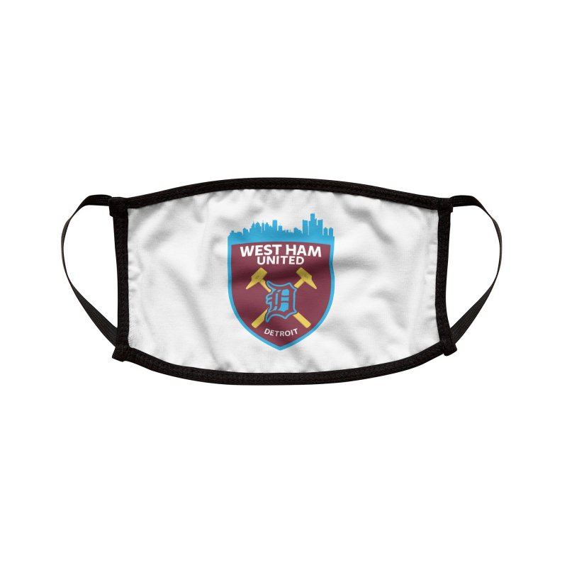 Detroit Hammers Accessories Face Mask by American Hammers Official Team Store