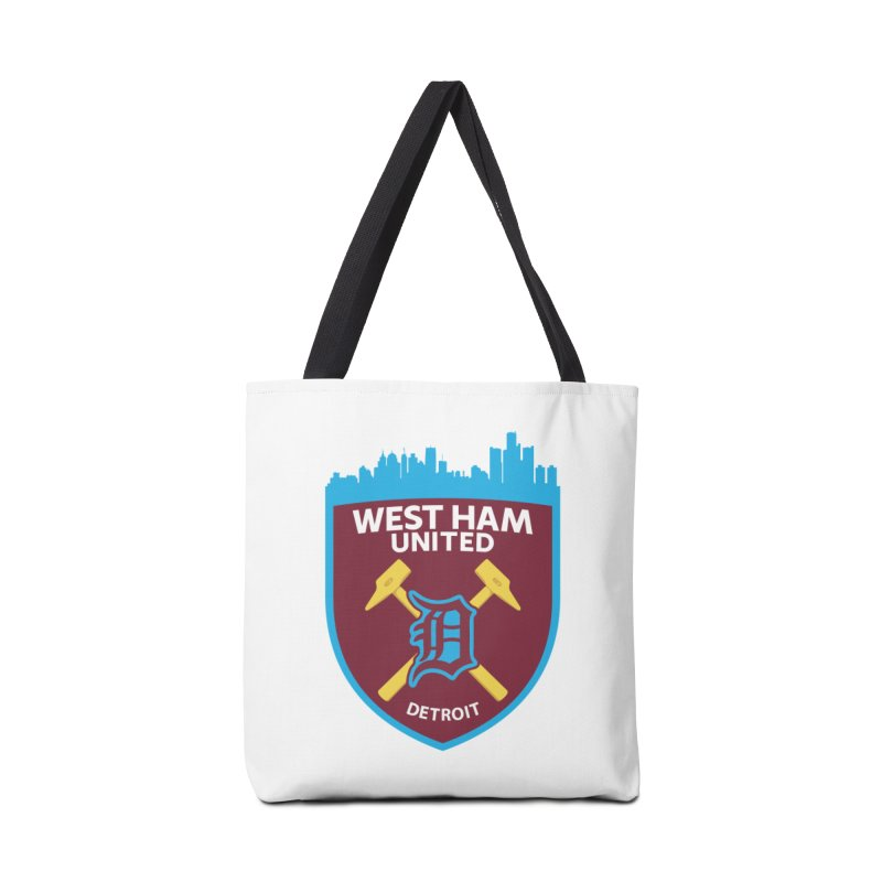 Detroit Hammers Accessories Bag by American Hammers Official Team Store