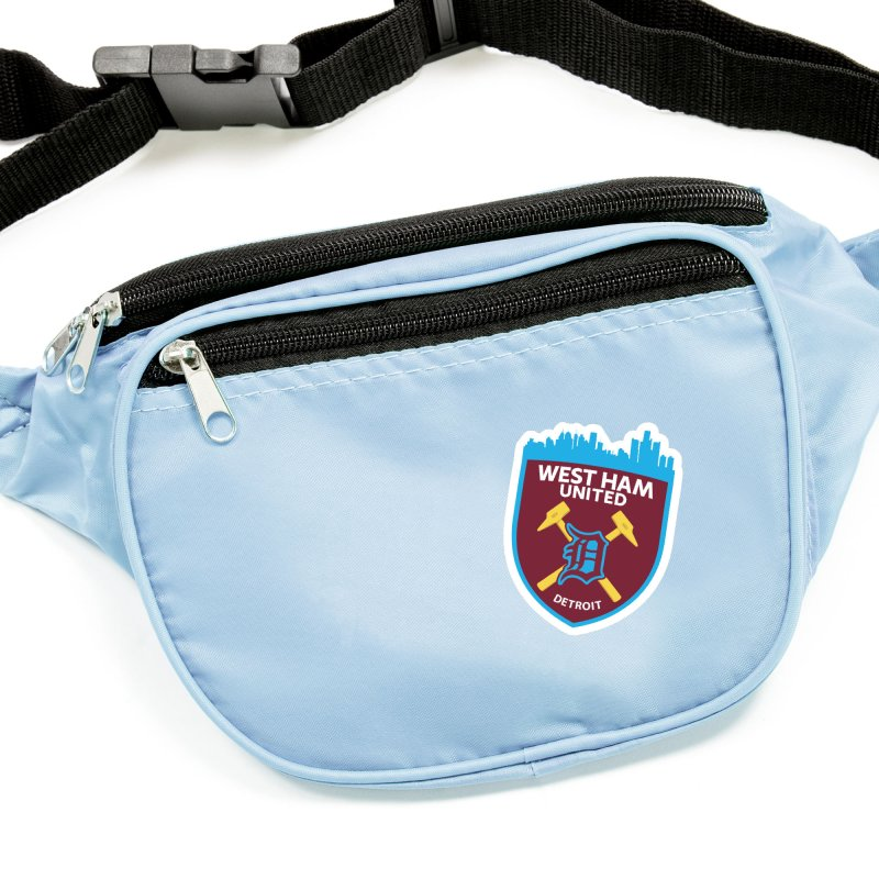 Detroit Hammers Accessories Sticker by American Hammers Official Team Store