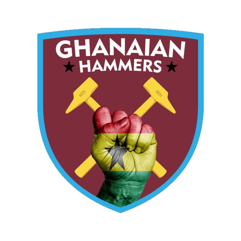 Ghanaian Hammers Men's Tank by American Hammers Official Team Store
