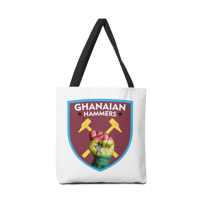 Ghanaian Hammers Accessories Bag by American Hammers Official Team Store