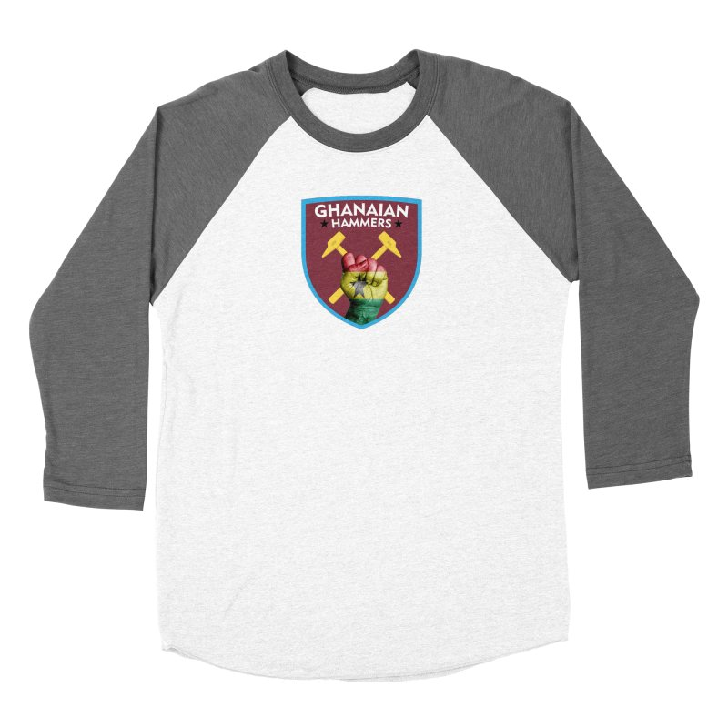 Ghanaian Hammers Women's Longsleeve T-Shirt by American Hammers Official Team Store