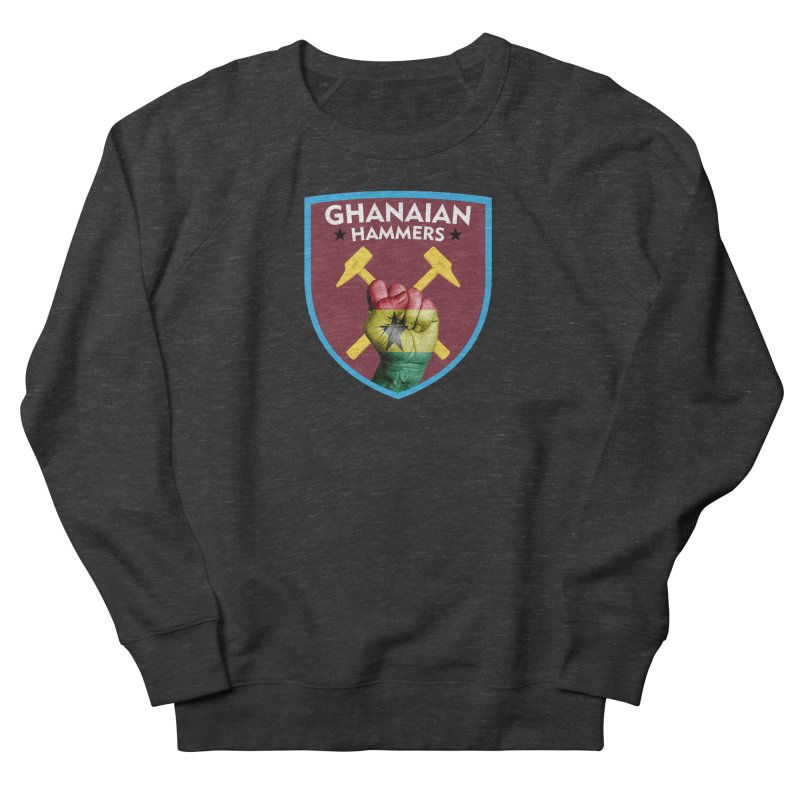 Ghanaian Hammers Women's Sweatshirt by American Hammers Official Team Store