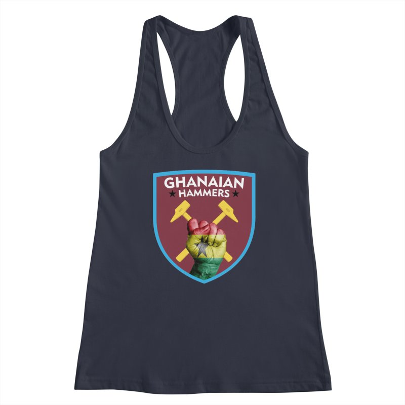 Ghanaian Hammers Women's Tank by American Hammers Official Team Store