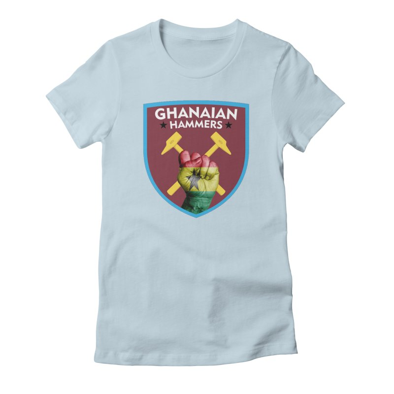 Ghanaian Hammers Women's T-Shirt by American Hammers Official Team Store
