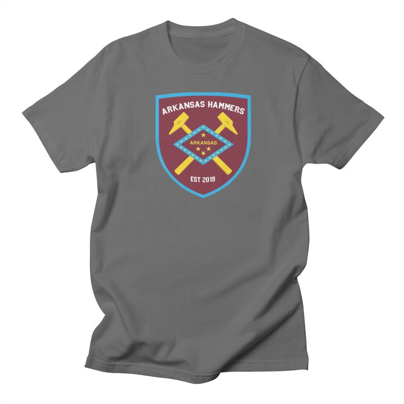 Arkansas Hammers Men's T-Shirt by American Hammers Official Team Store