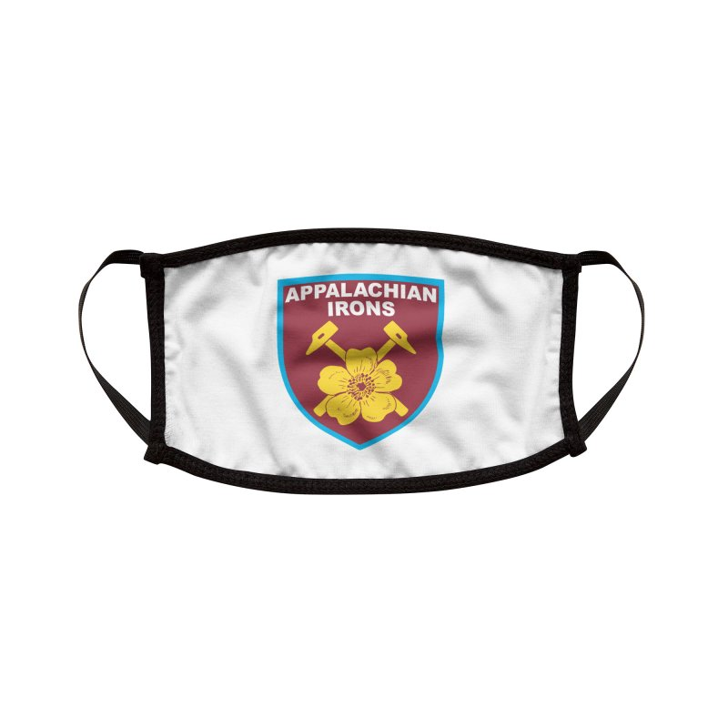 Appalachian Irons Accessories Face Mask by American Hammers Official Team Store