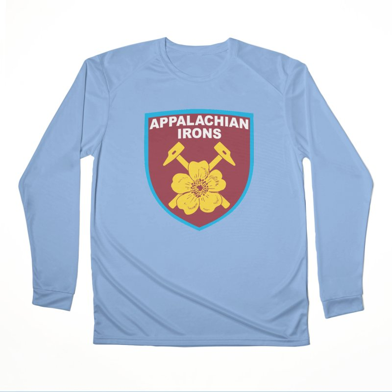 Appalachian Irons Women's Longsleeve T-Shirt by American Hammers Official Team Store