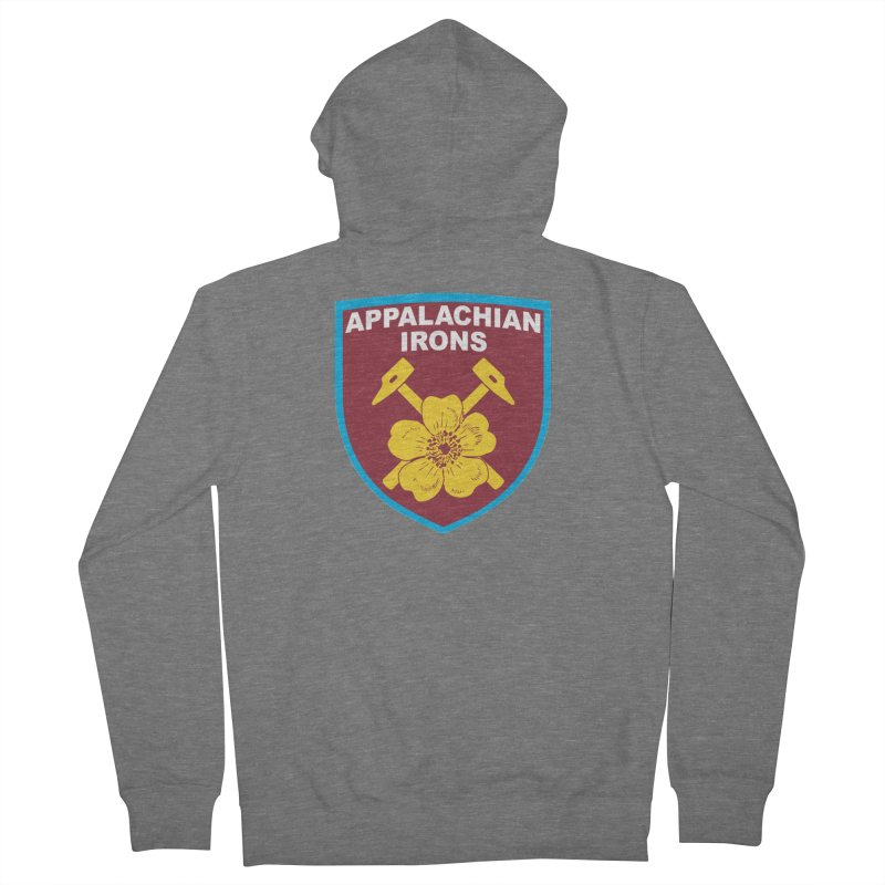 Appalachian Irons Women's Zip-Up Hoody by American Hammers Official Team Store
