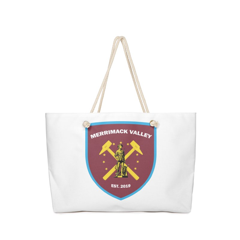 Merrimack Valley Accessories Bag by American Hammers Official Team Store