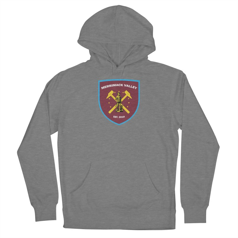 Merrimack Valley Women's Pullover Hoody by American Hammers Official Team Store