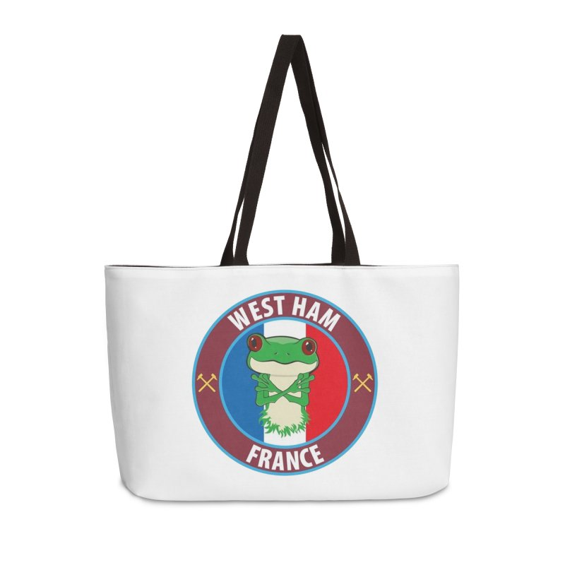 West Ham France Accessories Bag by American Hammers Official Team Store