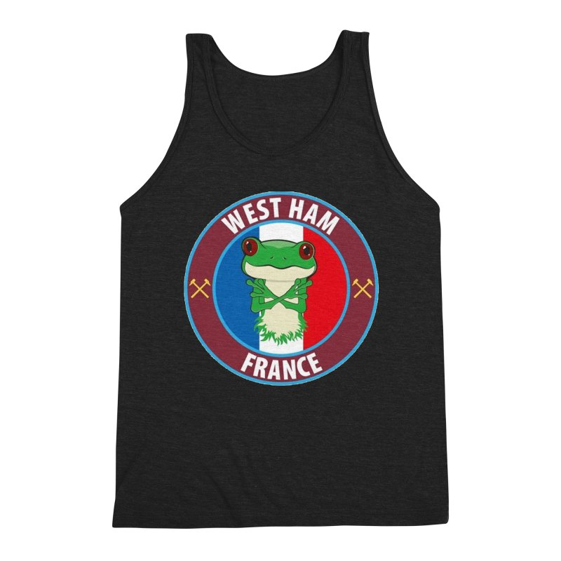 West Ham France Men's Tank by American Hammers Official Team Store