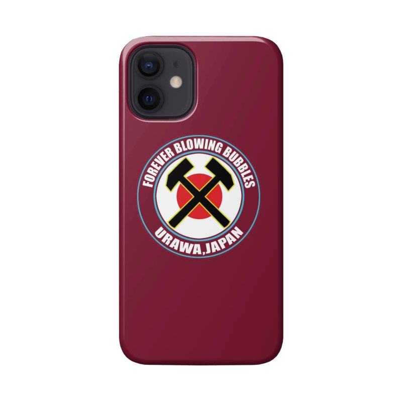 Urawa (Japan) Hammers Accessories Phone Case by American Hammers Official Team Store