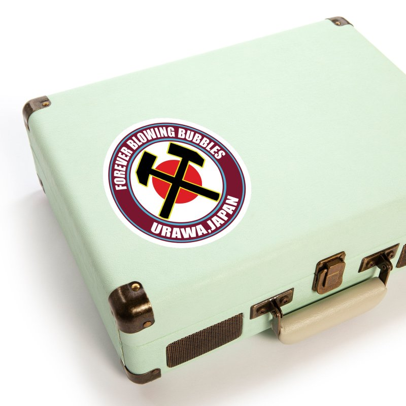 Urawa (Japan) Hammers Accessories Sticker by American Hammers Official Team Store