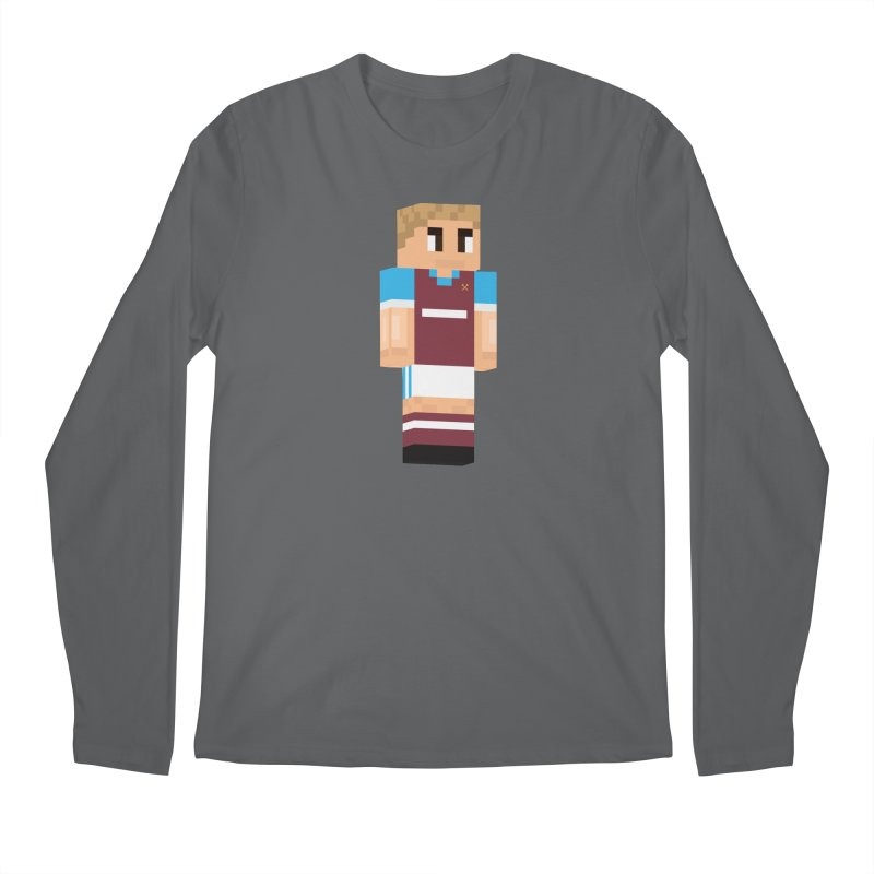 Hammer-craft Men's Longsleeve T-Shirt by American Hammers Official Team Store