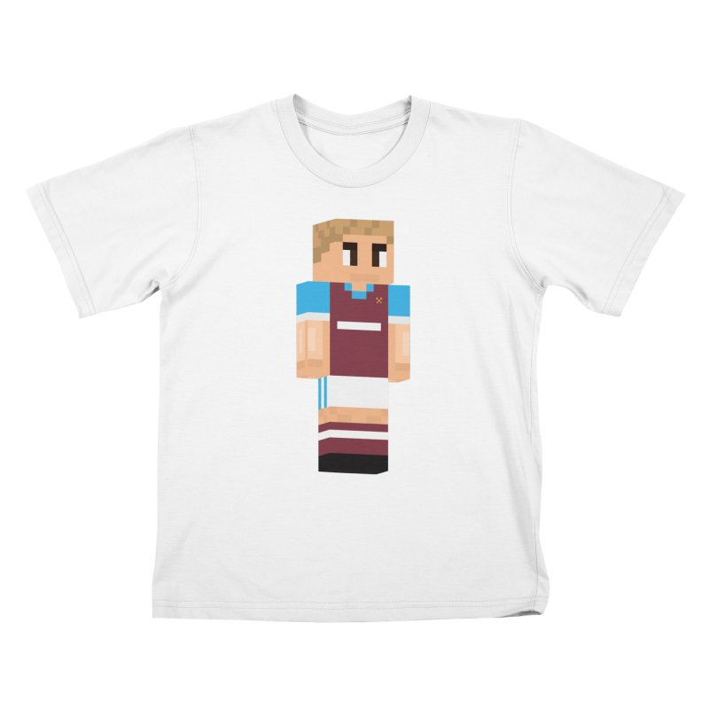 Hammer-craft Kids T-Shirt by American Hammers Official Team Store