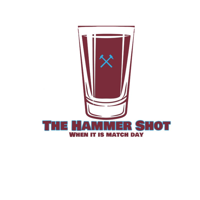 The Hammer Shot Men's T-Shirt by American Hammers Official Team Store