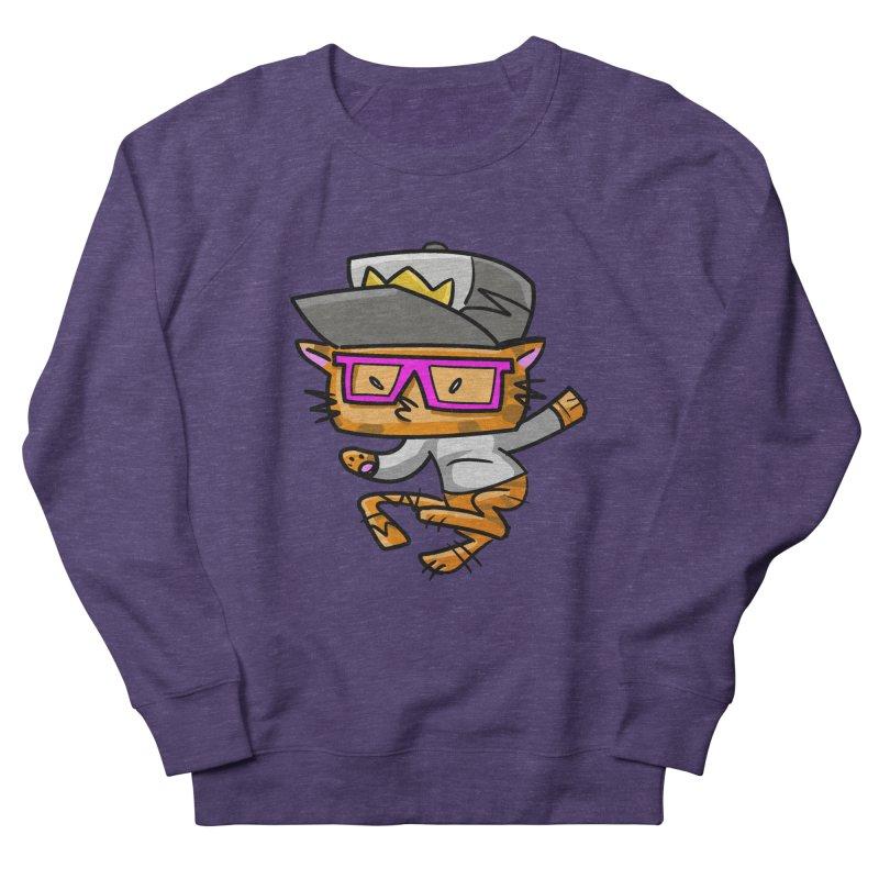 ALLEY CAT Men's Sweatshirt by Alero Artist Shop