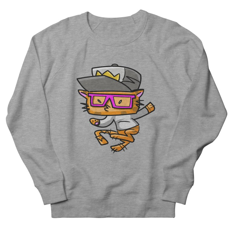 ALLEY CAT Men's Sweatshirt by Alero Artist Shop