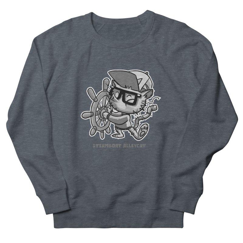 Steamboat Alley Cat Women's Sweatshirt by Alero Artist Shop