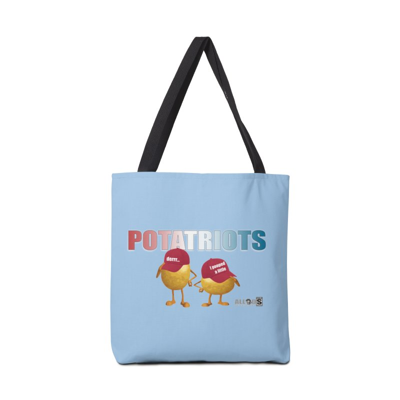POTATRIOTS! Accessories Tote Bag Bag by America's Last Line of Defense