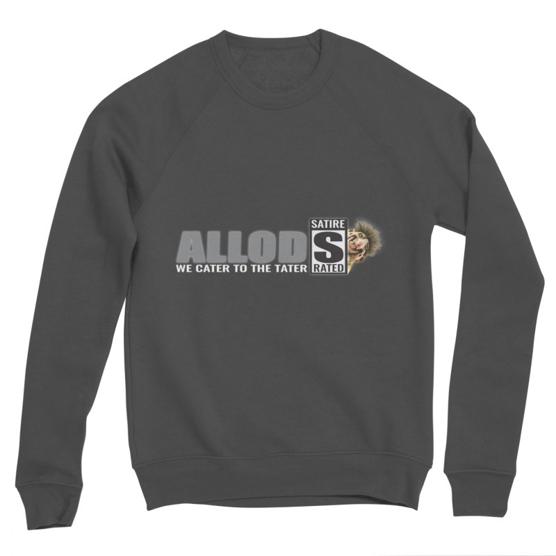 ALLOD The Logo Featuring Busta Troll Men's Sponge Fleece Sweatshirt by America's Last Line of Defense