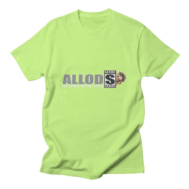ALLOD The Logo Featuring Busta Troll Women's Regular Unisex T-Shirt by America's Last Line of Defense