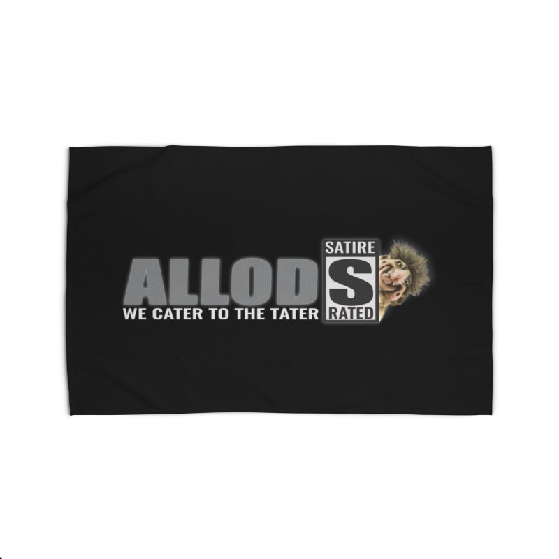 ALLOD The Logo Featuring Busta Troll Home Rug by America's Last Line of Defense