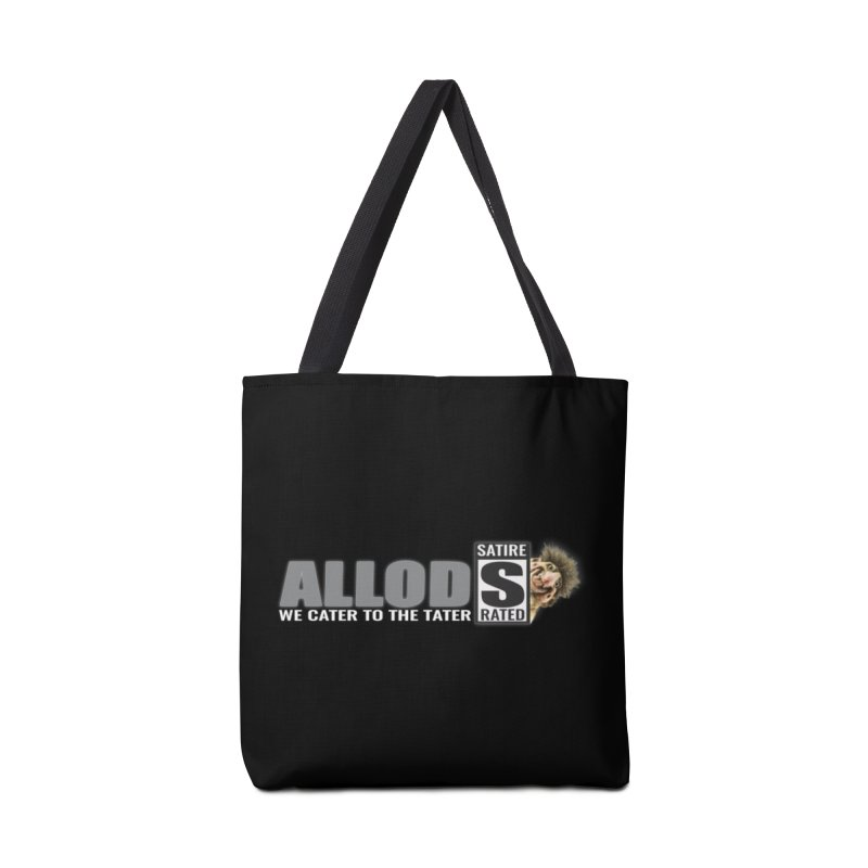 ALLOD The Logo Featuring Busta Troll Accessories Tote Bag Bag by America's Last Line of Defense
