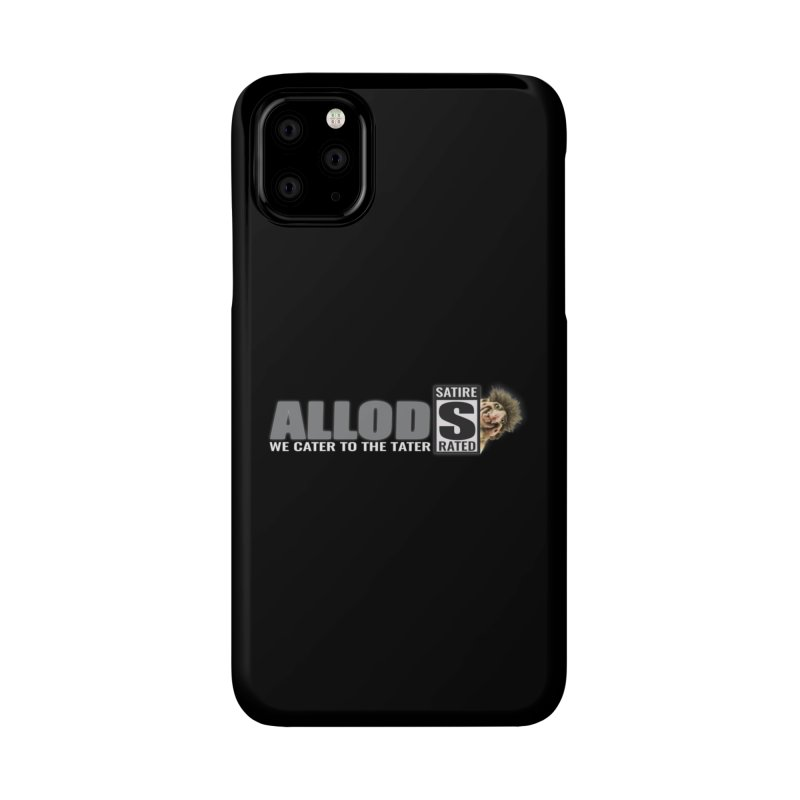 ALLOD The Logo Featuring Busta Troll Accessories Phone Case by America's Last Line of Defense