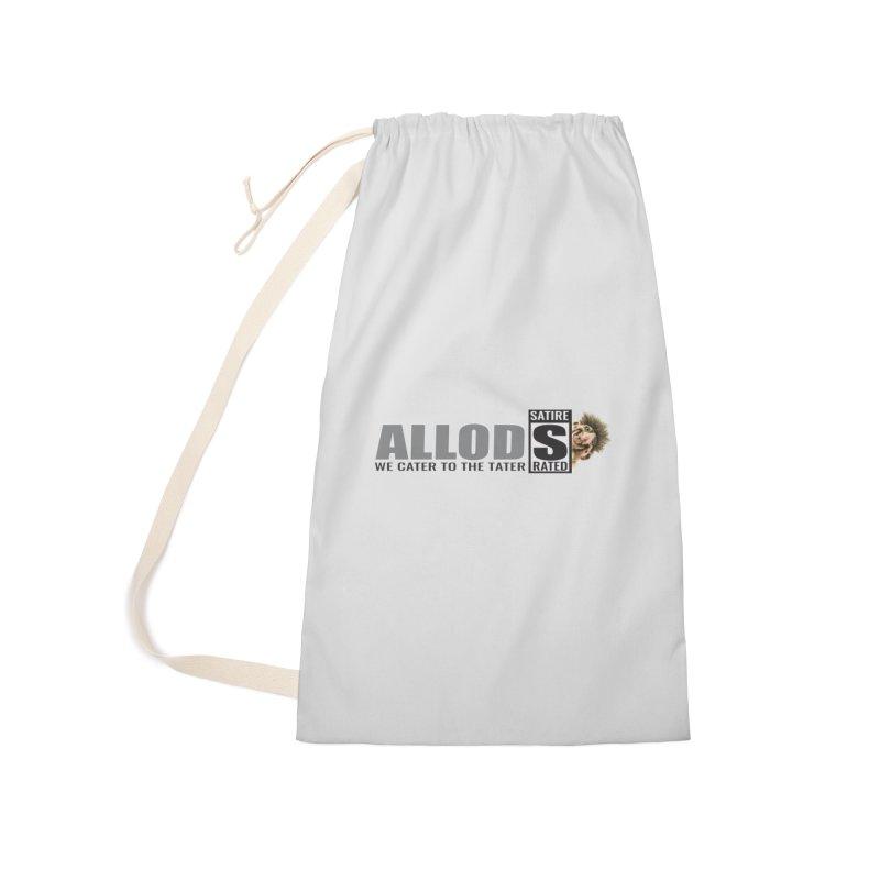 ALLOD Logo Dark Cater Accessories Bag by America's Last Line of Defense