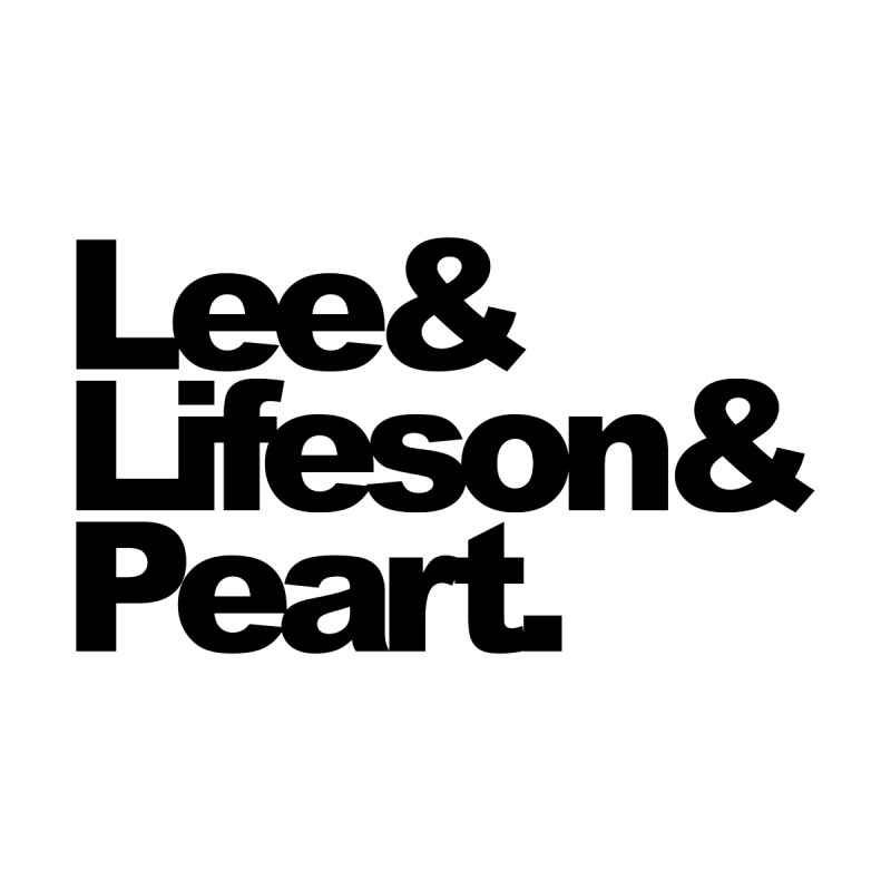 Lee and Lifeson and Peart None  by ALMA VISUAL's Artist Shop