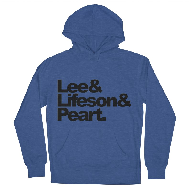 Lee and Lifeson and Peart Men's Pullover Hoody by ALMA VISUAL's Artist Shop