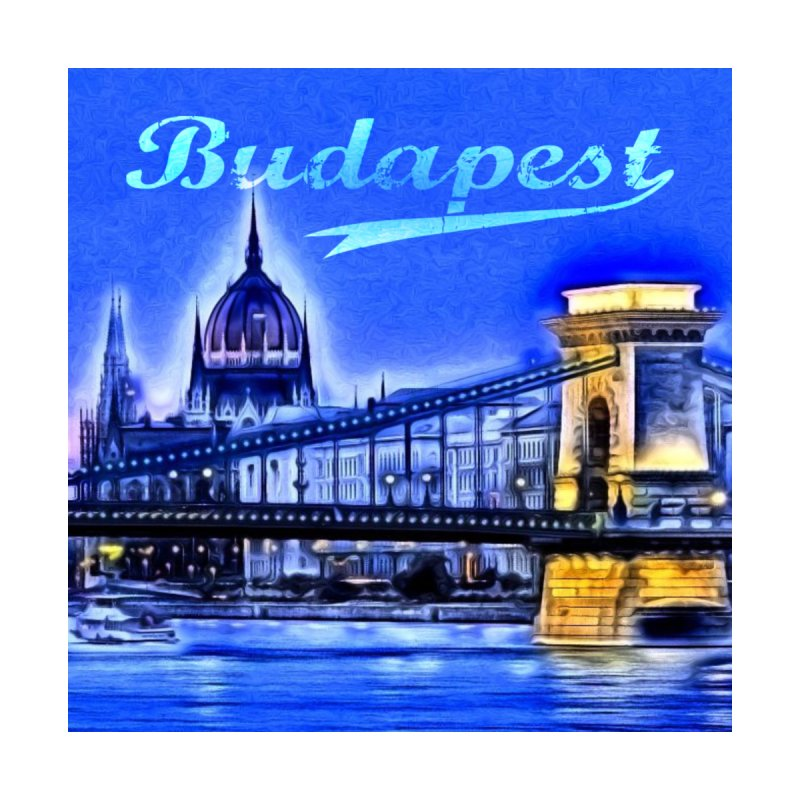 Budapest vintage by ALMA VISUAL's Artist Shop