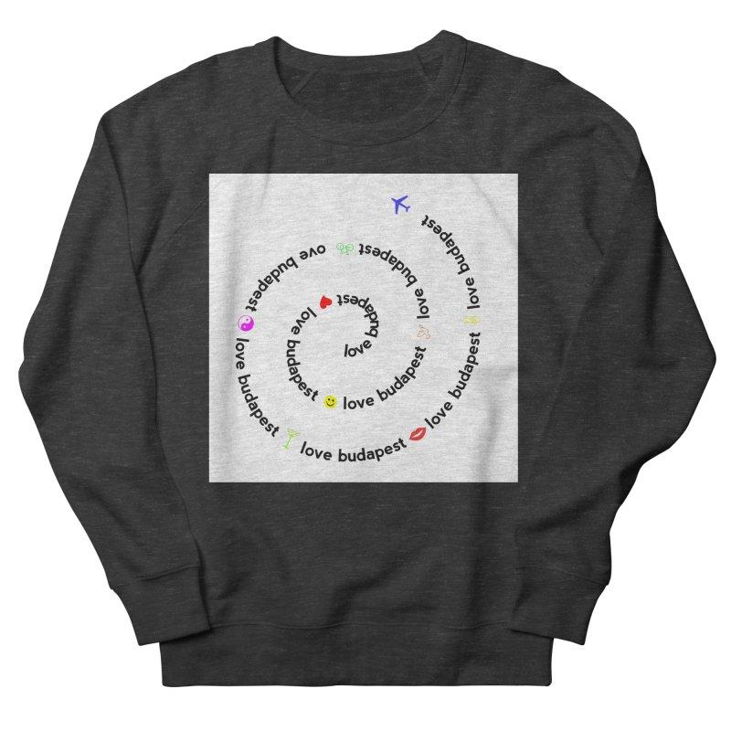 Love Budapest Women's Sweatshirt by ALMA VISUAL's Artist Shop