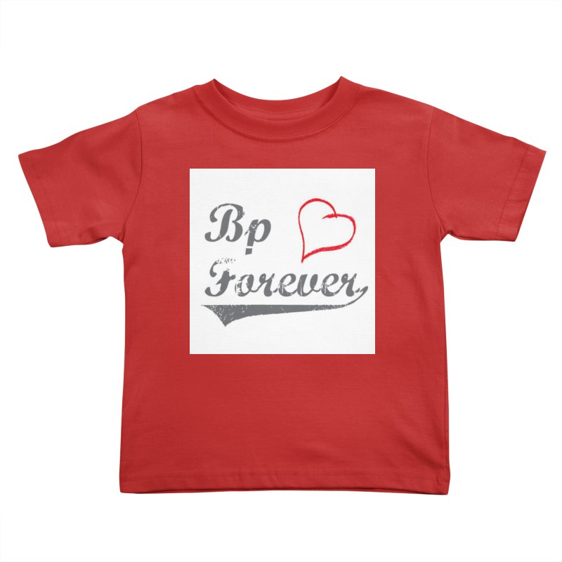 Budapest forever Kids Toddler T-Shirt by ALMA VISUAL's Artist Shop