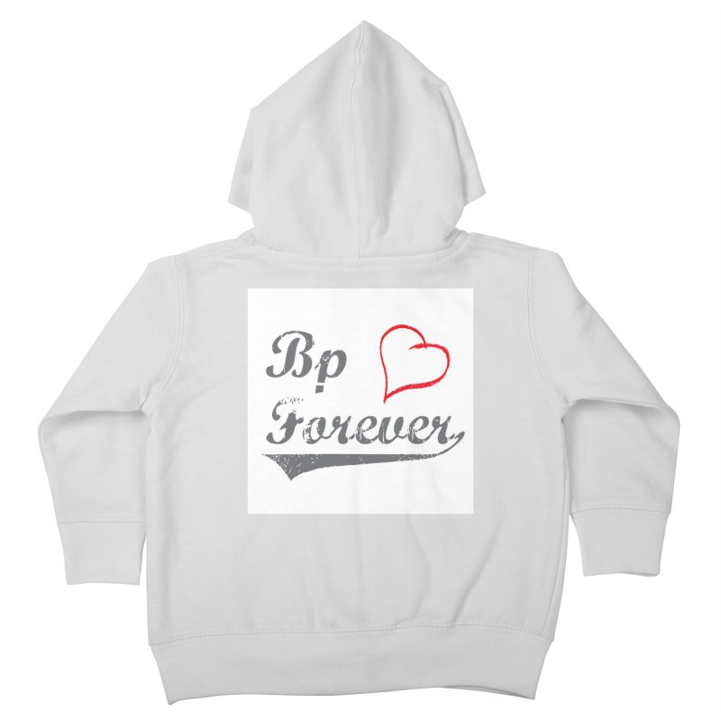 Budapest forever Kids Toddler Zip-Up Hoody by ALMA VISUAL's Artist Shop