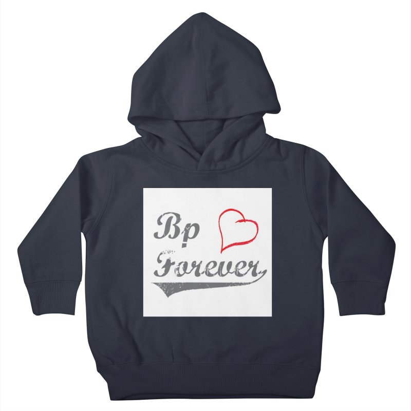 Budapest forever Kids Toddler Pullover Hoody by ALMA VISUAL's Artist Shop