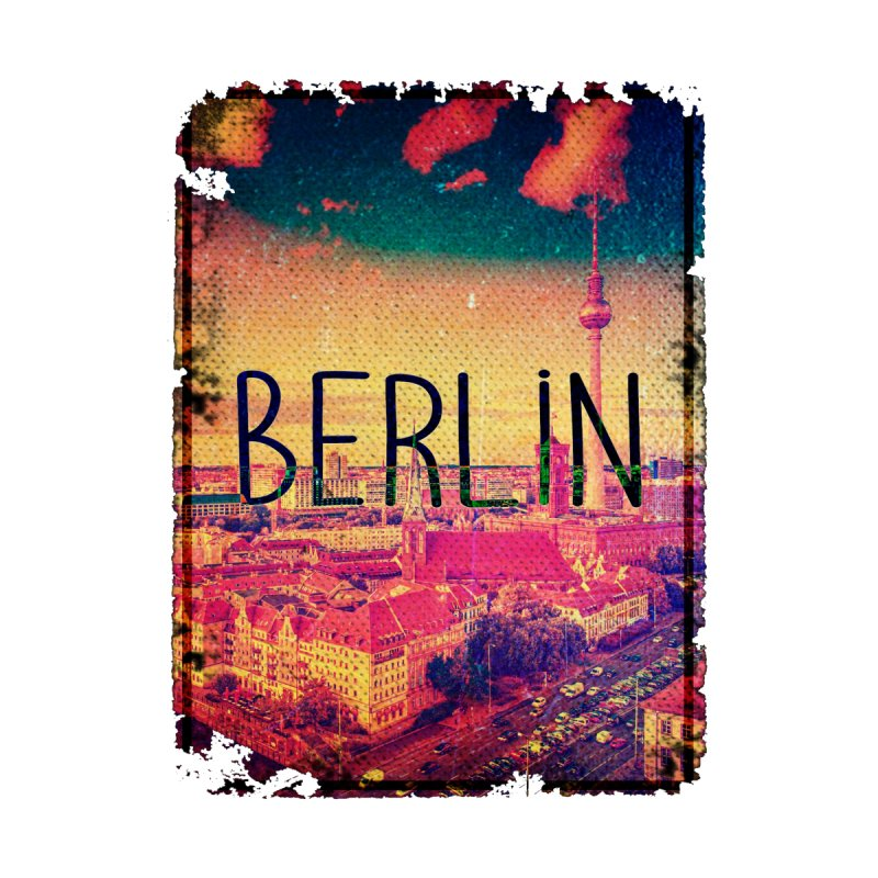 Berlin, vintage by ALMA VISUAL's Artist Shop