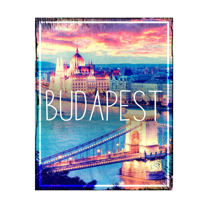 Budapest, Hungary, vintage by ALMA VISUAL's Artist Shop