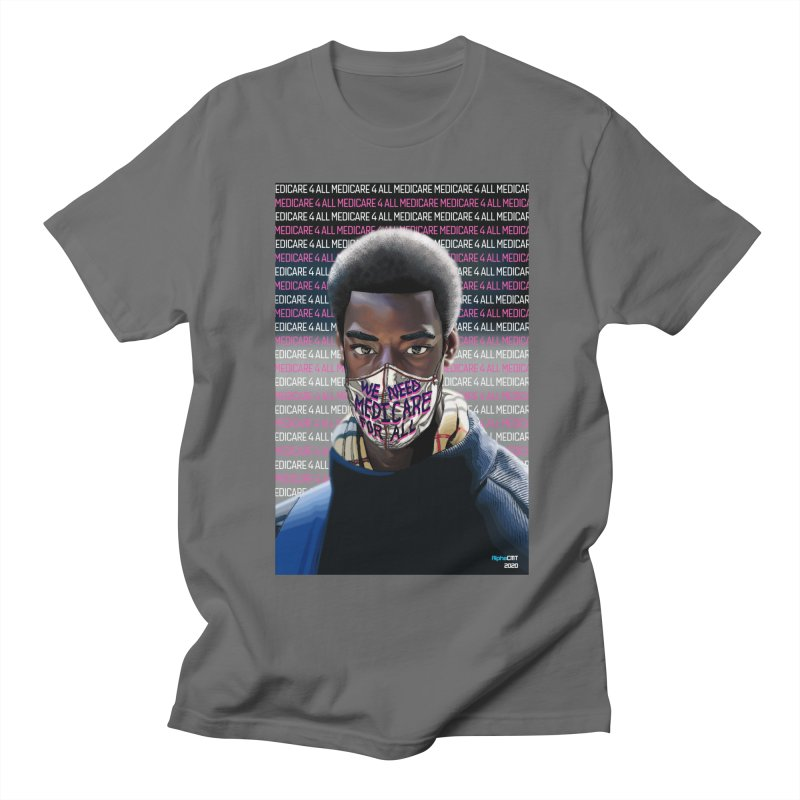 Medicare 4 All Men's T-Shirt by ALPHACMT001's Artist Shop